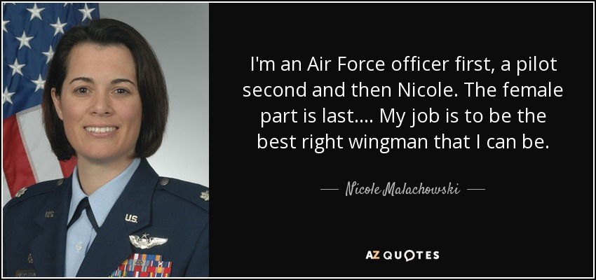 Quotes From The First Part Last: QUOTES BY NICOLE MALACHOWSKI