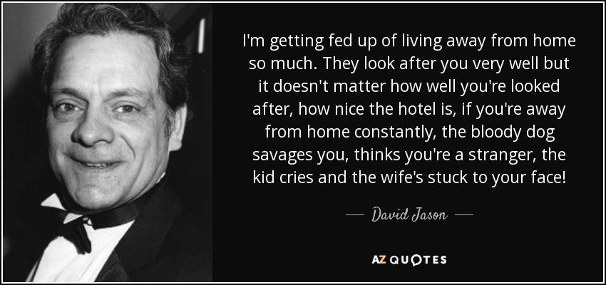 david jason wife