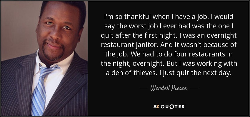 worst job i ever had essay While i have had a number of difficult jobs, undoubtedly the worst job i ever had was as a food attendant at nathan's foods this was the worst job ever because of the poor management, annoying customers, and.