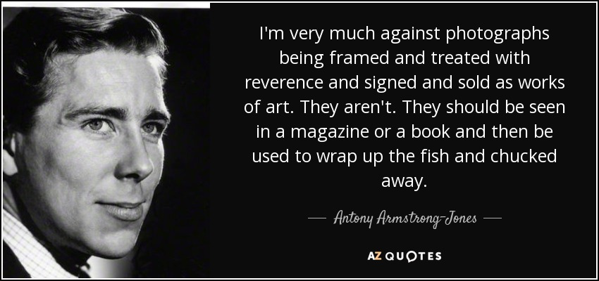 anthony armstrong jones portraits