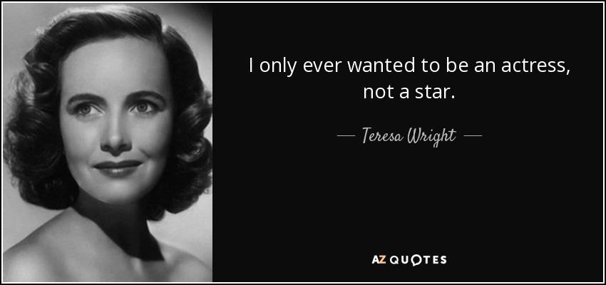 teresa wright do