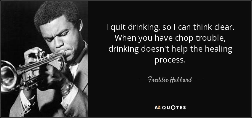 TOP 14 QUOTES BY FREDDIE HUBBARD