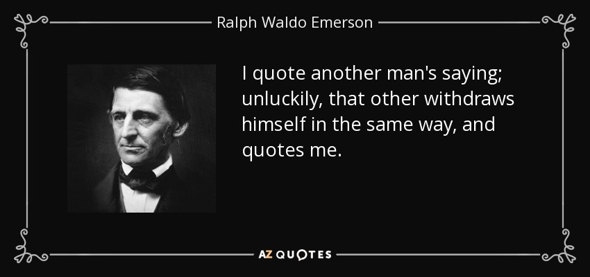ralph waldo emerson and persuasive rhetoric