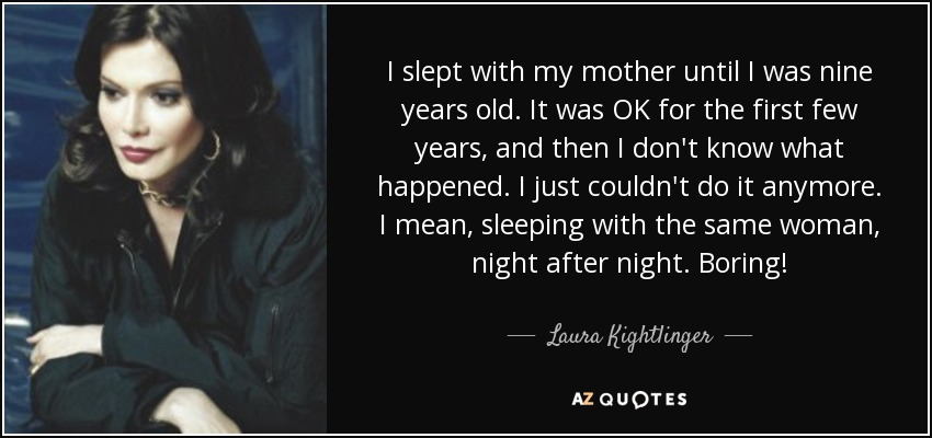 laura kightlinger husband