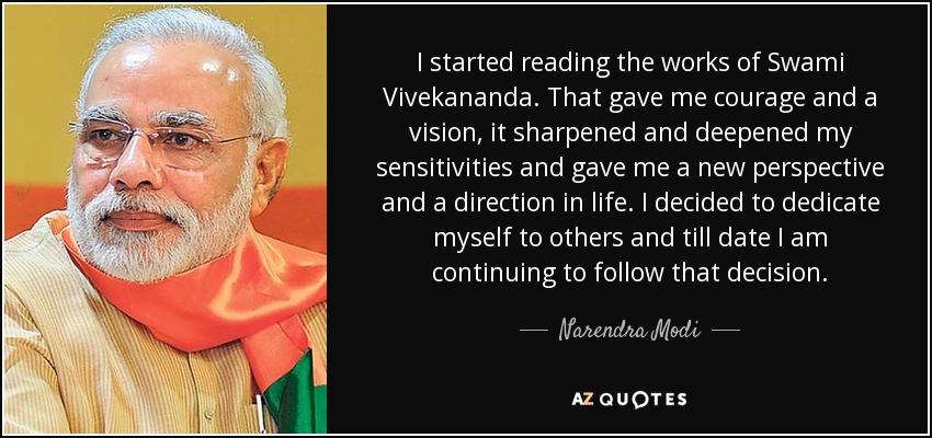 Top 8 Vivekananda Quotes A Z Quotes