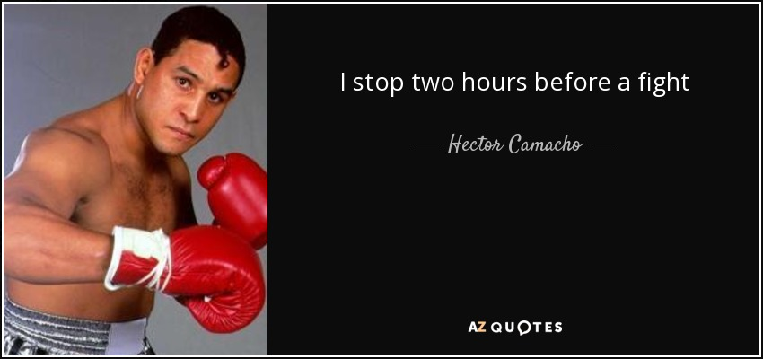 Fighting quotes boxing