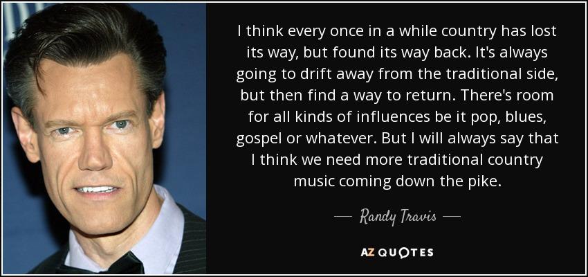 randy travis similar artists