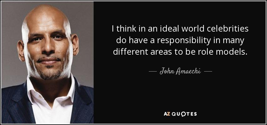 Role Model Quotes - BrainyQuote