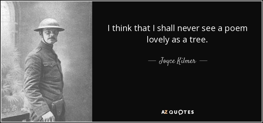 Joyce Kilmer Trees mp3 Download