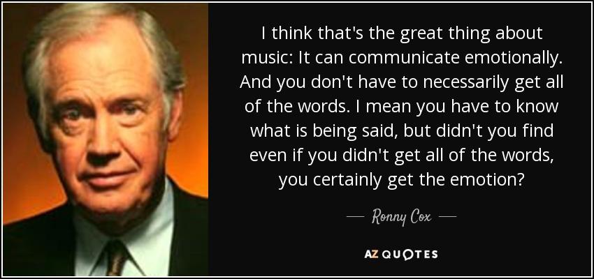 ronny cox band