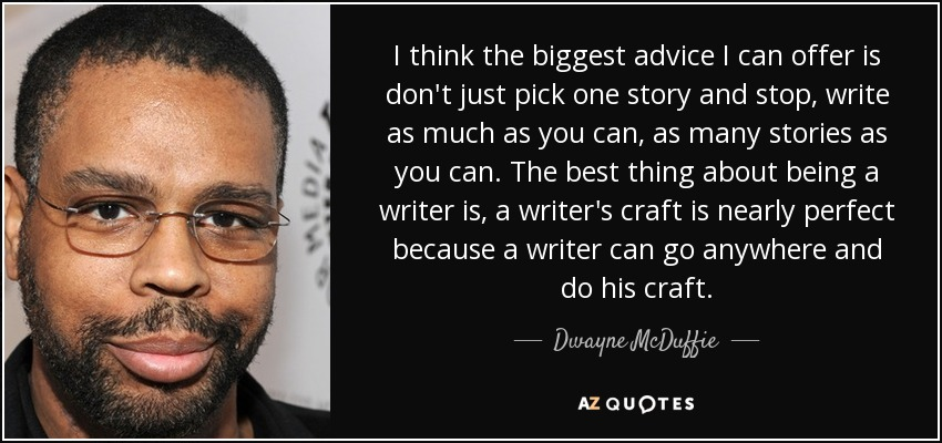 I write many stories.can i be a writer ?
