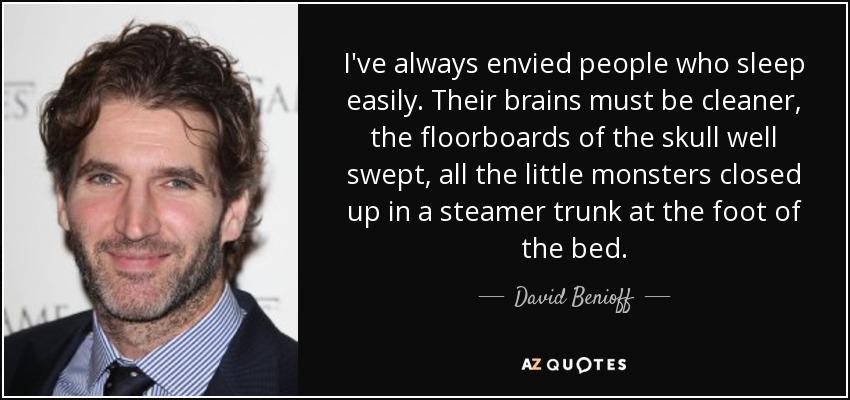 david benioff height