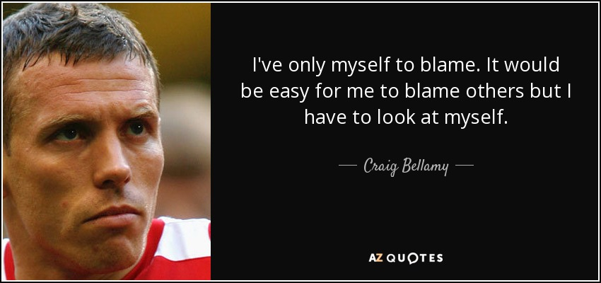 Quotes By Craig Bellamy A Z Quotes