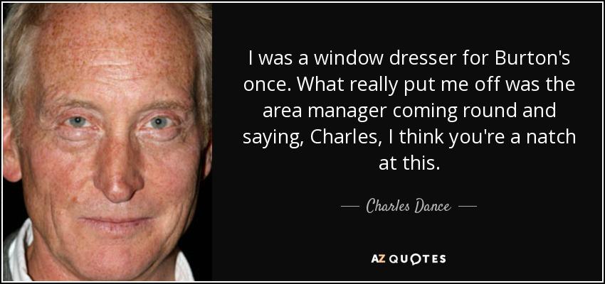 charles dance ice bucket challenge