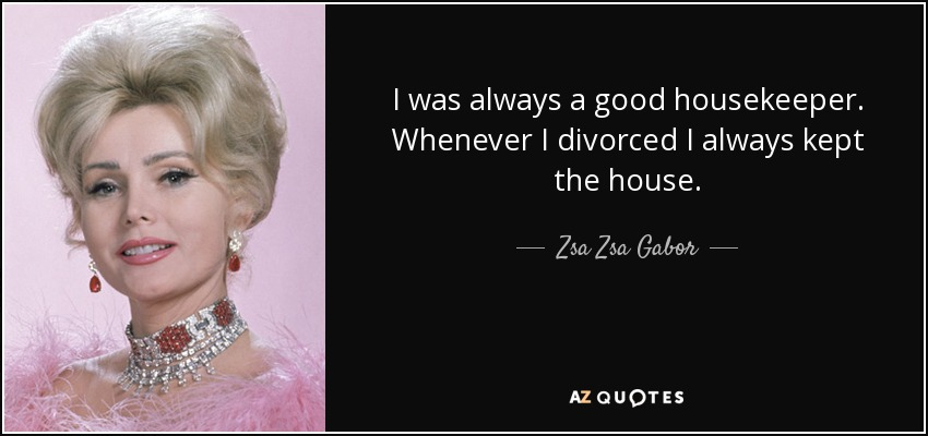 Zsa Zsa Gabor Quotes Unique Top 25 Quoteszsa Zsa Gabor  Az Quotes