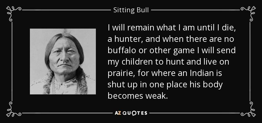 where did sitting bull live