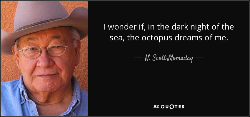 TOP 25 OCTOPUS QUOTES of 51