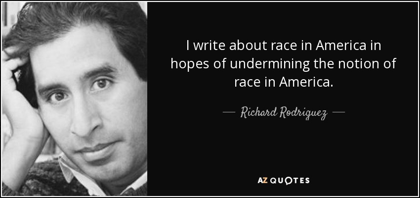 essays about race in america Because from now on, and for a very long time, countries around the world will have to calculate their interests, expectations, and behavior with the understanding that this is america, or, at the very least, that this is what the american political system can plausibly produce.