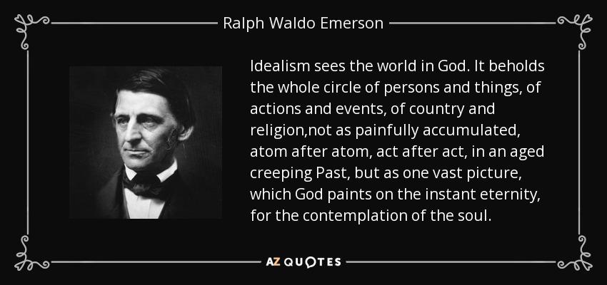 circles by ralph waldo emerson essay