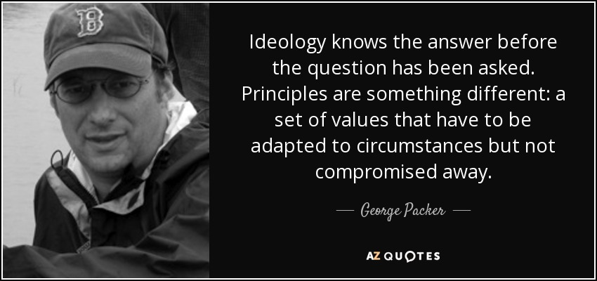 TOP 25 QUOTES BY GEORGE PACKER (of 72)