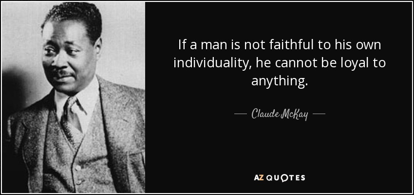 Top 15 Quotes By Claude Mckay A Z Quotes