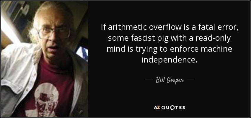 Bill Gosper