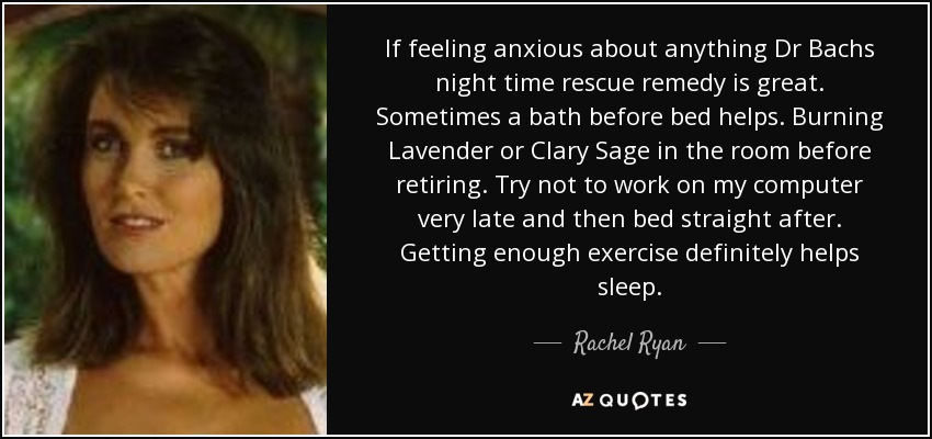 Quotes By Rachel Ryan A Z Quotes