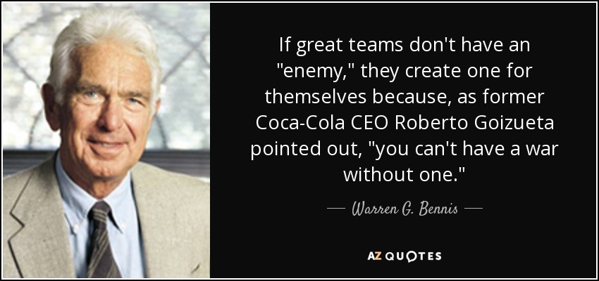 If great teams don't have an