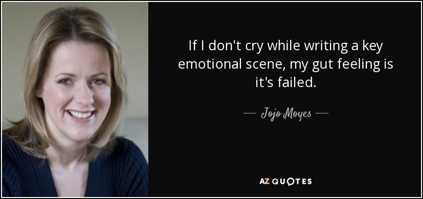 Writer jojo moyes