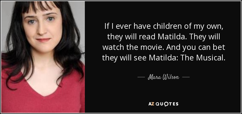 matilda the movie and child abuse Agatha trunchbull matilda, now fed up with her torturing, abuse and cruelty at the school, when she said that she would make more chokeys for locking up all of the children, matilda uses her magic power to write a message from magnus's ghost on the board.