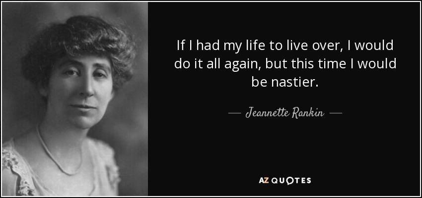 Jeannette Rankin Congress