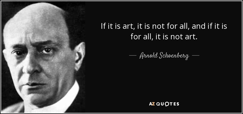 Arnold Schoenberg The Music Of Arnold Schoenberg Volume One