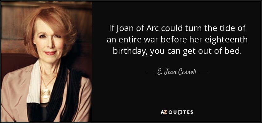 E jean carroll