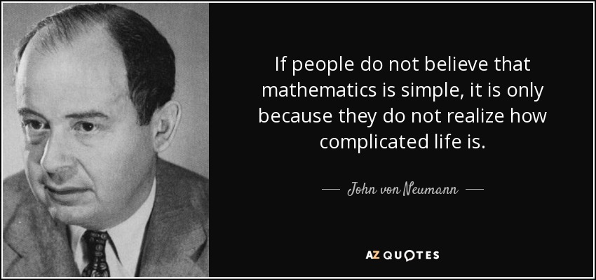 People Think That Computer Science Is The Art Of Geniuses: TOP 25 QUOTES BY JOHN VON NEUMANN