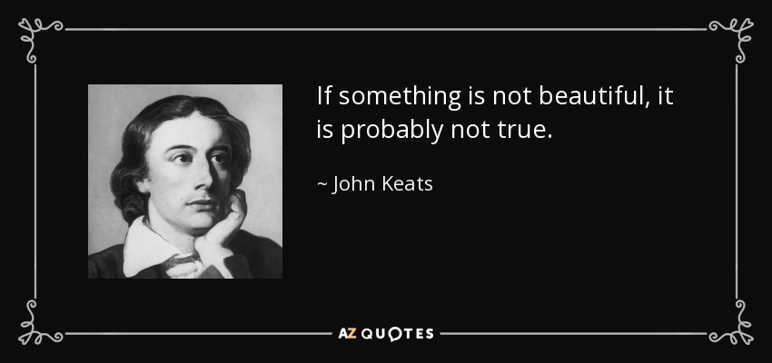 the life and literary works of john keats Description and explanation of the major themes of keats's odes this accessible literary his work for keats  conscious life keats explored.