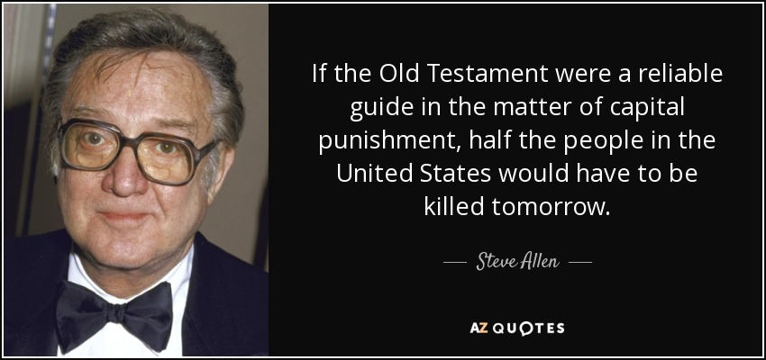 Image result for capital punishment quotes