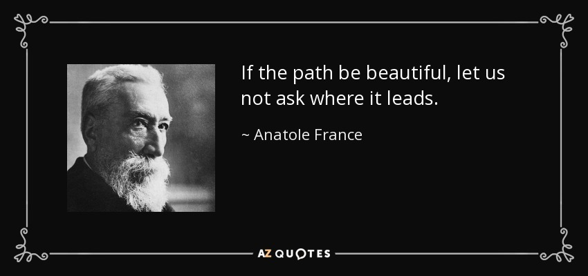 Top 25 Path Quotes Of 1000 A Z Quotes