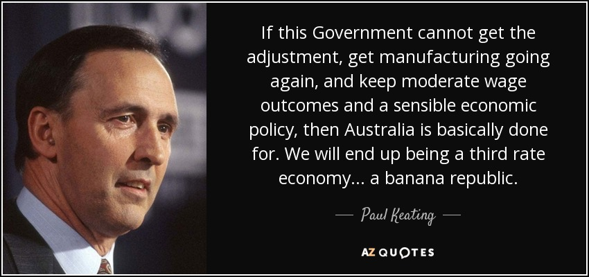 Why Australia should NOT become a Republic