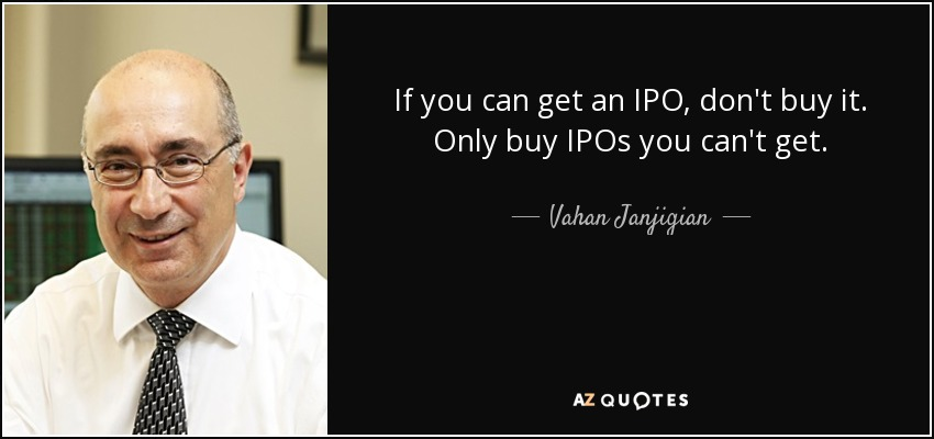 How to buy in an ipo