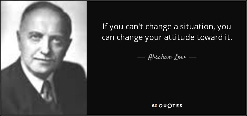 Top 5 Quotes By Abraham Low A Z Quotes