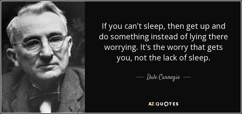 Top 25 Cant Sleep Quotes Of 138 A Z Quotes