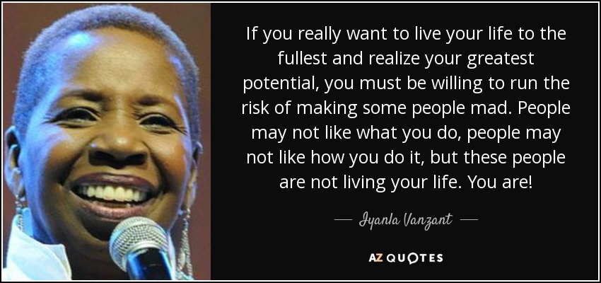 Iyanla Vanzant Quotes | Top 25 Quotes By Iyanla Vanzant Of 441 A Z Quotes