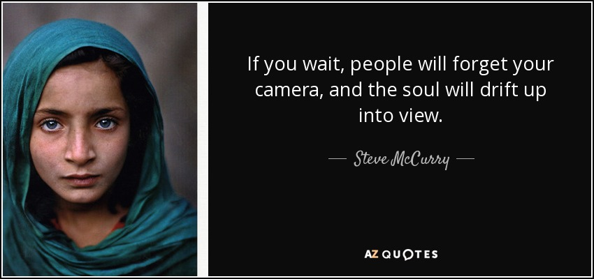 TOP 22 QUOTES BY STEVE MCCURRY