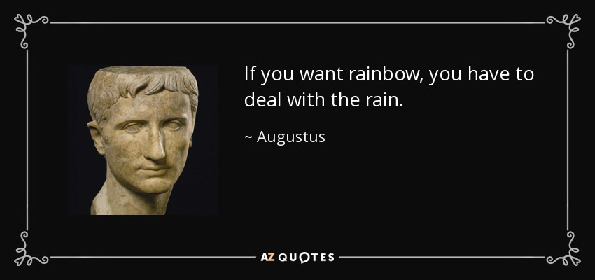 top 25 quotes by augustus