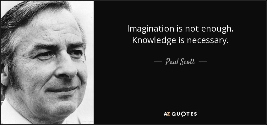 Top 6 quotes by paul scott a z quotes