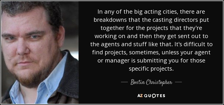 Bostin Christopher Net Worth