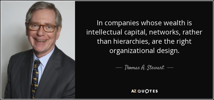 Quotes By Thomas A Stewart A Z Quotes