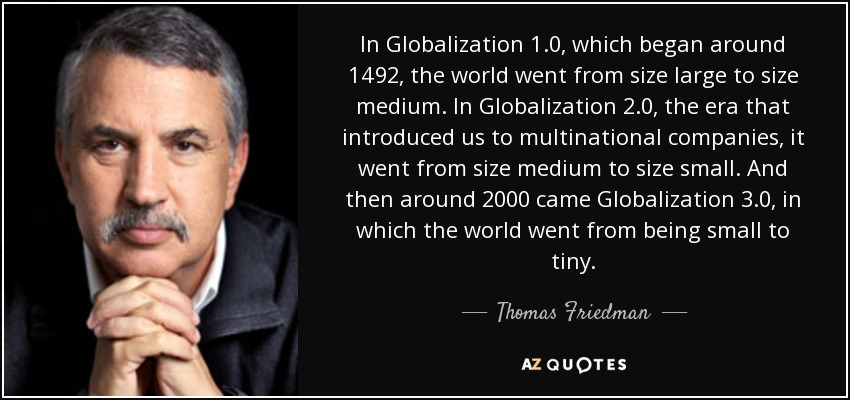 An Essay On Globalisation
