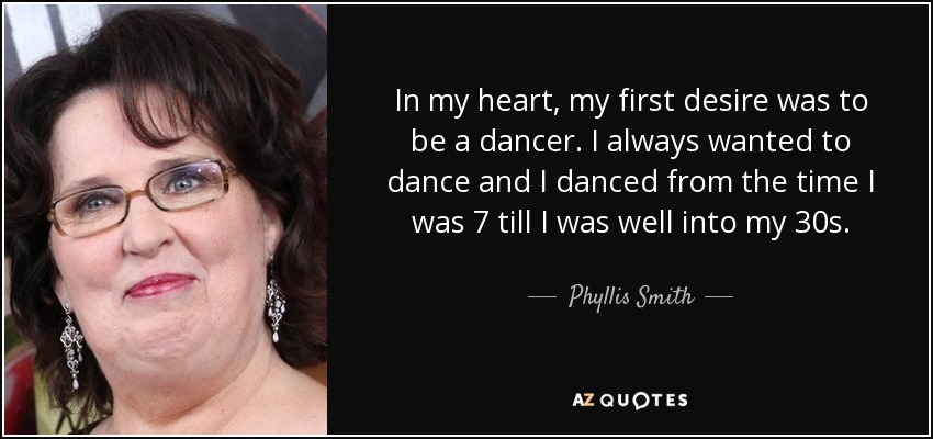 phyllis smith interview
