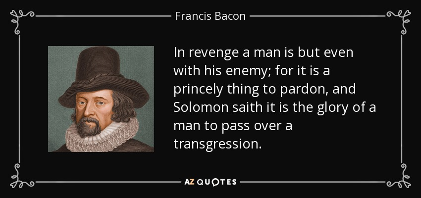 characteristic features of bacon essays Bacon's essay expresses several comments in of studies that can be interpreted as the following: what is an explanation of francis bacon's of friendship.